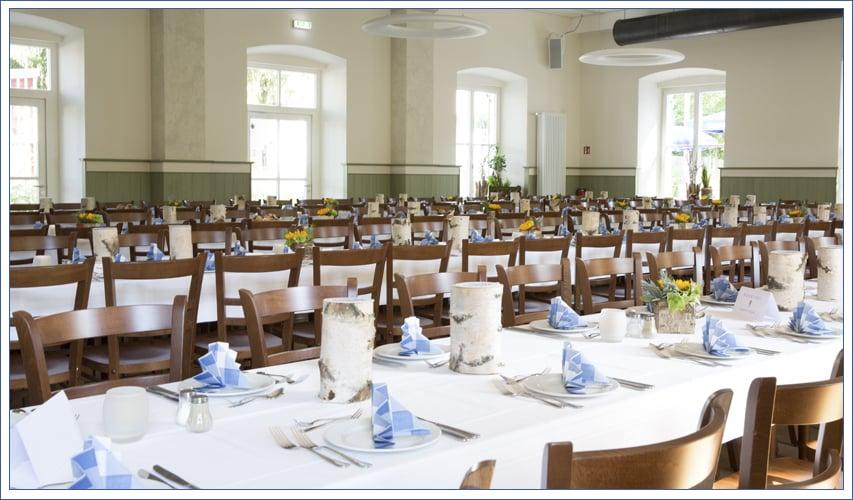 Augustiner Bräu Echardinger Einkehr Restaurant Hochzeit