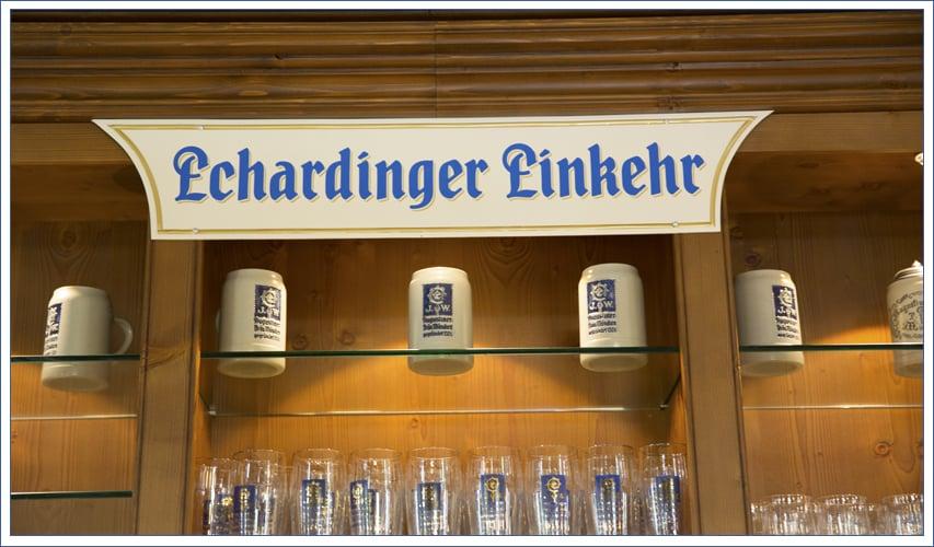 Augustiner Bräu Echardinger Einkehr Restaurant Schänke