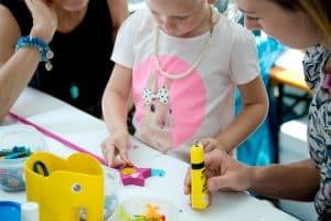 Kinderbetreuung in der Echardinger Einkehr