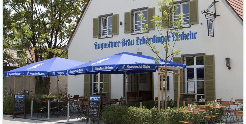 Augustiner Bräu Echardinger Einkehr Restaurant