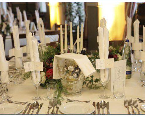 Augustiner Bräu Echardinger Einkehr Restaurant Hochzeit mit liebevollen Details