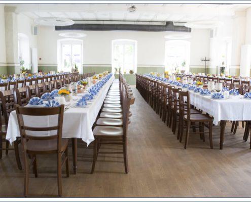 Augustiner Bräu Echardinger Einkehr Restaurant für Feiern jeder Art