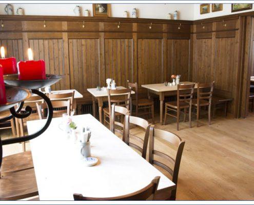 Augustiner Bräu Echardinger Einkehr Restaurant mit abtrennbarem Nebenraum